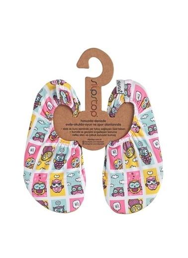Slipstop Sleepy Owl Çocuk Günlük Deniz Ayakabısı Ss18110217 Renkli